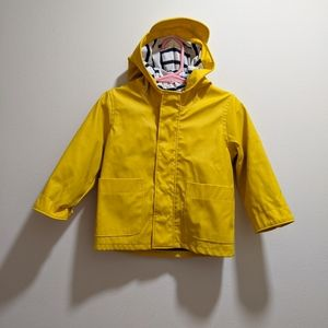Baby gap rain coat